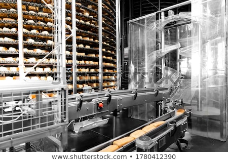 trigo · pan · máquina - foto stock © backyardproductions