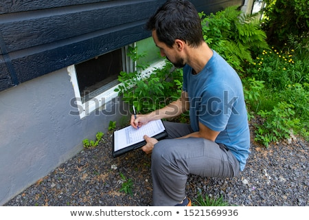 home inspector Stock photo © Trigem4