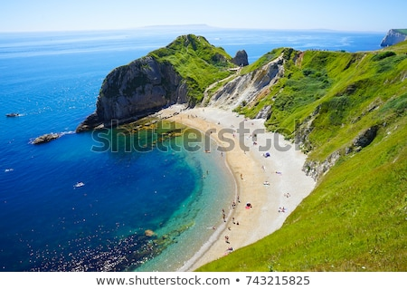 Lulworth Cove Stock photo © pixelmemoirs