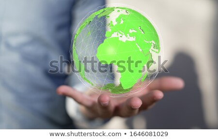 preguntas · esfera · 3D · negocios · trabajo · pelota - foto stock © kbuntu