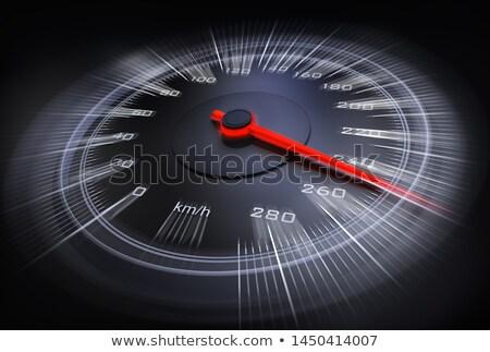 auto · snelheid · sport · licht · technologie - stockfoto © ozaiachin
