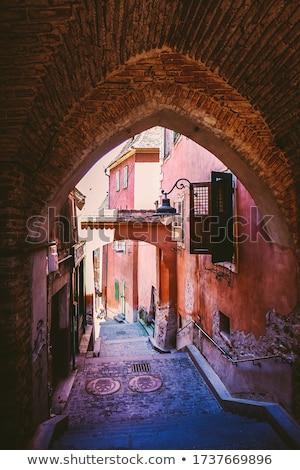 passage stairs stock photo © stevanovicigor