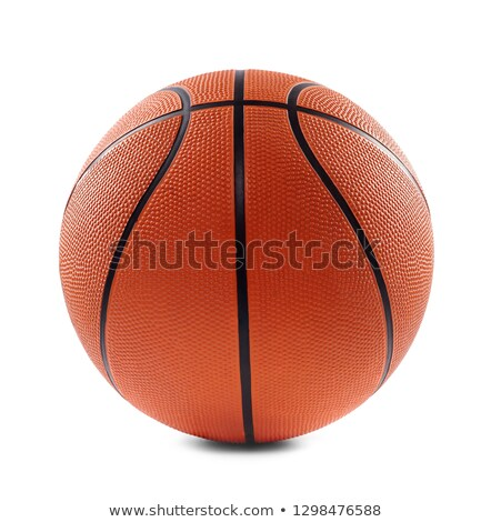 Basketball Closeup Stock photo © kwest