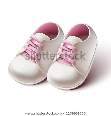 первый · ребенка · беременная · женщина · муж · сидят · полу - Сток-фото © compuinfoto