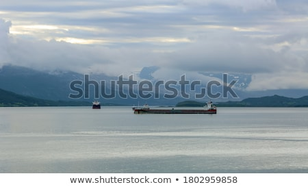 Norwegian sea Stock photo © Harlekino