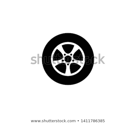 Icon wheel Stock photo © zzve
