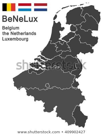 European country Belgium Stock photo © badmanproduction
