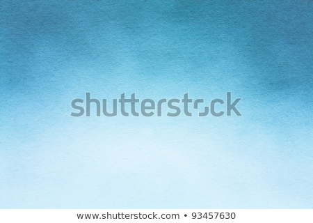 Oude Blauw Papierstructuur aquarel textuur Stockfoto © ryhor