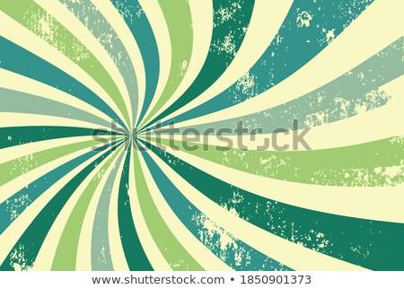 grunge cream color sunbeams Stock photo © tintin75