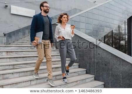 Smart casual style Stock photo © pressmaster