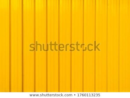 zinc wall stock photo © antonihalim