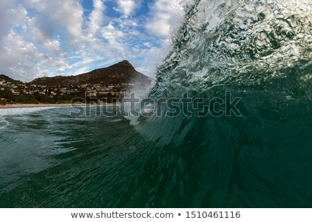 Llandudno, Cape Town Stock photo © dirkr