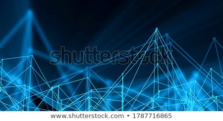 Technology Framework Foto stock © kentoh