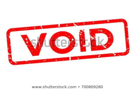 Grunge Office Stamp - VOID Stock photo © PokerMan