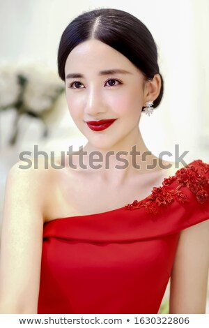 aristocratic lady Stock photo © PetrMalyshev