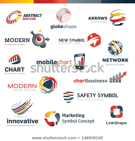 Secure Link Red Vector Icon Design Stock photo © rizwanali3d