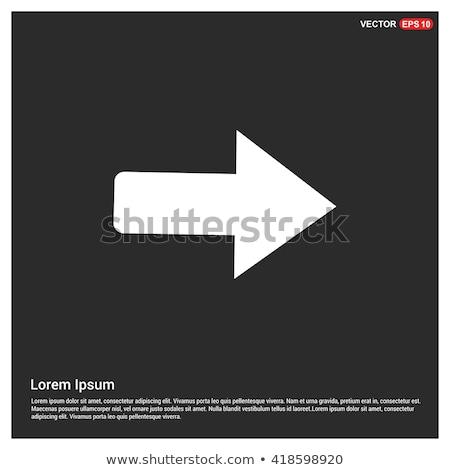 Bleu vecteur icône design numérique graphique Photo stock © rizwanali3d