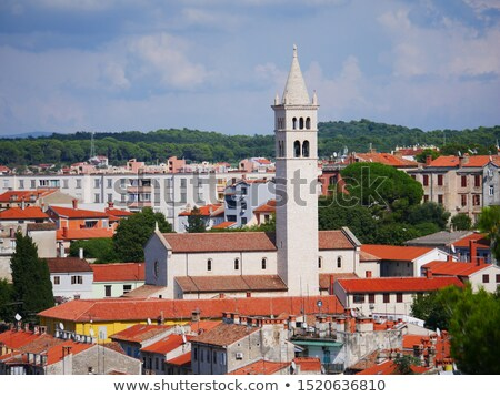 Sveti Antun Church, Pula, Croatia Stock photo © Kayco