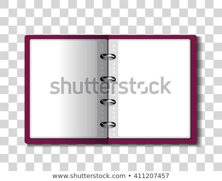 vlag · stijl · kamer · eigen · kopiëren - stockfoto © m_pavlov