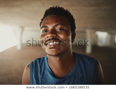 african american portrait stock photo © blanaru