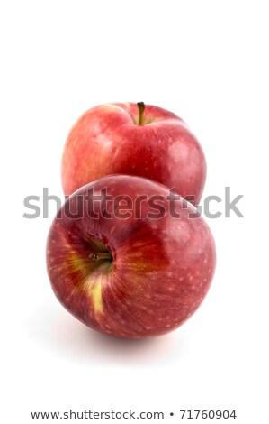 Spartan apples Stock photo © fotogal