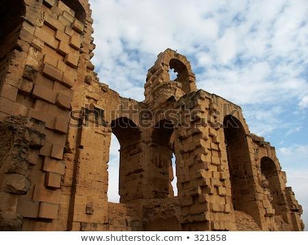 Колизей Рим Италия город путешествия каменные Сток-фото © jirivondrous
