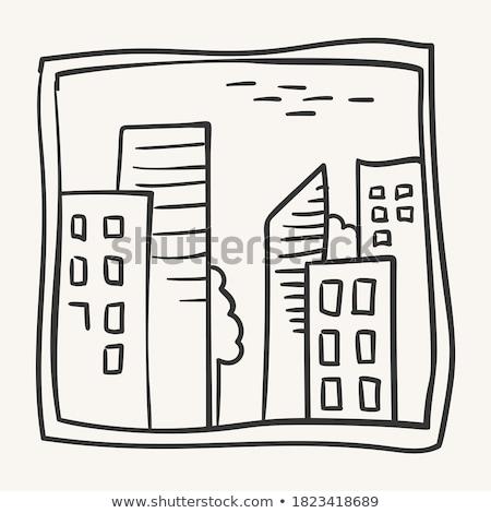家 · 建物 · 背景 · 木 · 休日 · 休暇 - ストックフォト © vectorworks51