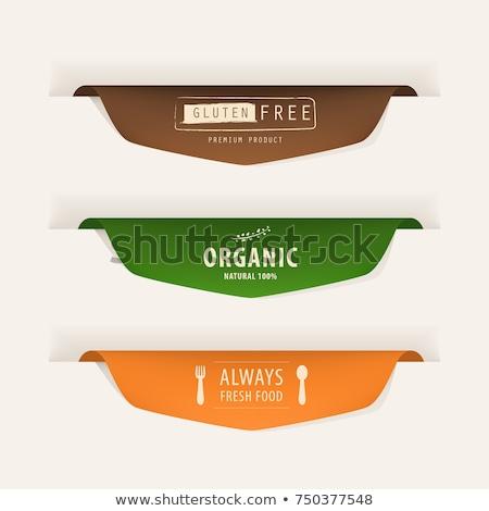 Label Concept Design Stock photo © sdCrea