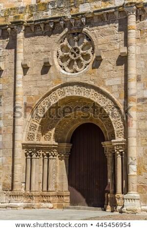 教会 サンファン 広場 スペイン イースター 像 ストックフォト © Photooiasson