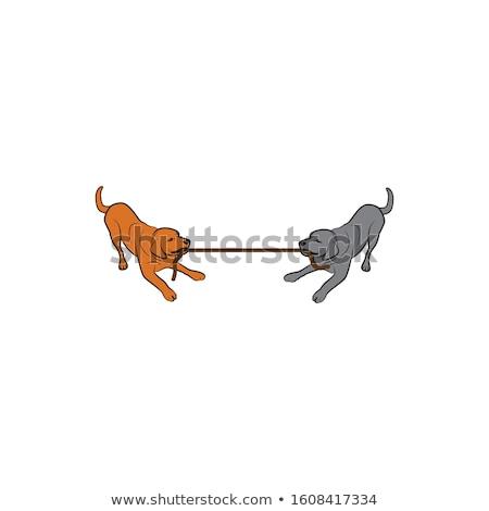 tug letter logo stock photo © sdcrea