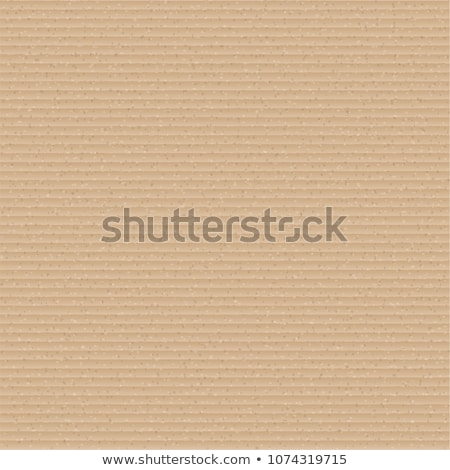 Textured recycled cardboard with fiber parts. Realistic cardboard background. Craft paper backdrop Stock photo © Iaroslava