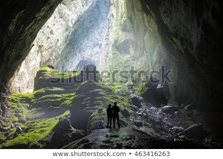 explosión · cueva · mundo · patrimonio · Vietnam · asombroso - foto stock © xuanhuongho