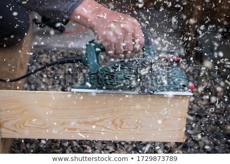 Stock photo: Electrical jack