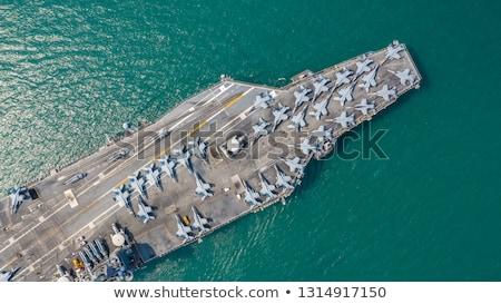 軍 ジェット 実例 背景 芸術 ストックフォト © bluering