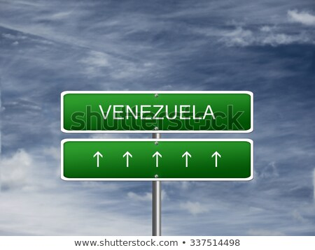 Venezuela Political Crisis Stock photo © Lightsource