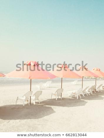ピンク 海浜砂 アクア ターコイズ 水 抽象的な ストックフォト © lunamarina
