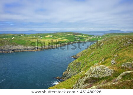 harbour clear island county cork ireland stock photo © phbcz