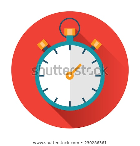 Stop Watch Closeup Stock photo © THP