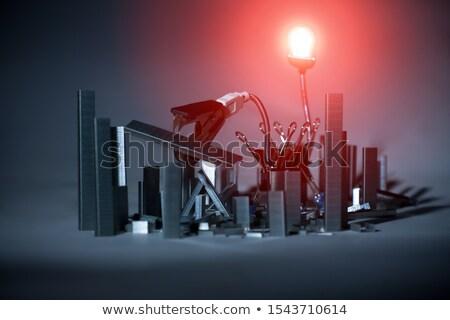 metalovore Stock photo © poco_bw