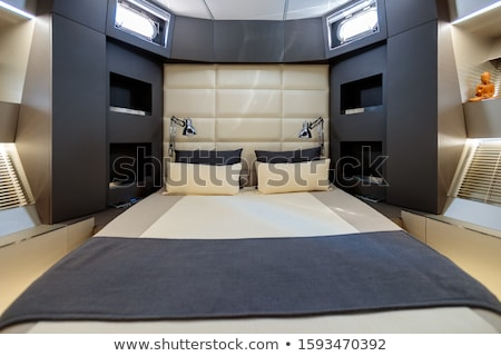 yacht cabin interior Stock photo © goce