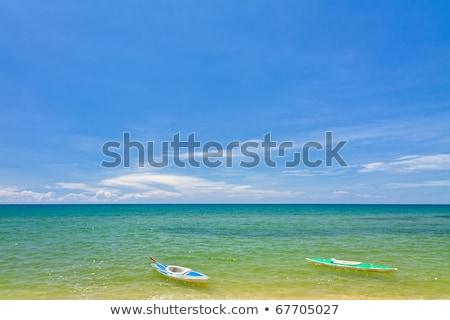 синий · Вьетнам · небе · аннотация · оранжевый - Сток-фото © fisfra