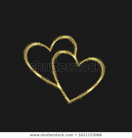 magic heart shape stock photo © oblachko