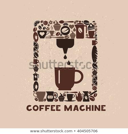 カプセル · 現代 · カラフル · コーヒー - ストックフォト © studiotrebuchet