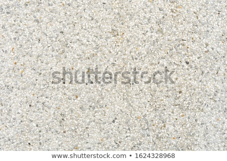 Rough gravel wall Stock photo © smuay