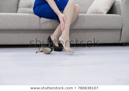 varicose_veins stock photo © alexonline