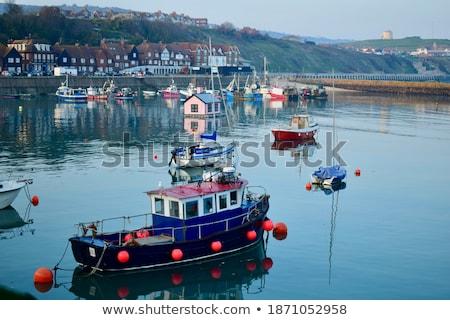 мнение · рыбалки · лодках · традиционный · праздник - Сток-фото © jenbray