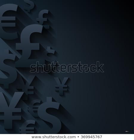 para · semboller · vektör · eps10 · şeffaflık - stok fotoğraf © absenta
