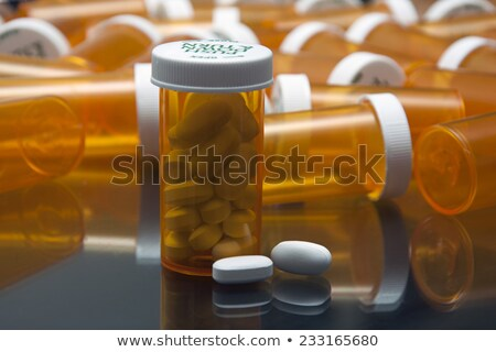 Prescription Drug Abuse Stock photo © Lightsource