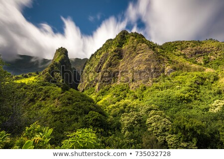 Iao Needle Stock photo © LAMeeks