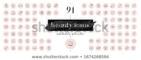 макияж · бухгалтер · исправить · Финансы · Фондовый · рынок - Сток-фото © elgusser